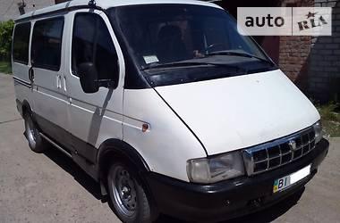 ГАЗ 2217 Соболь  2000