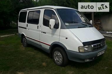 ГАЗ 2217 Соболь  2001