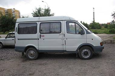 ГАЗ 22171  2000