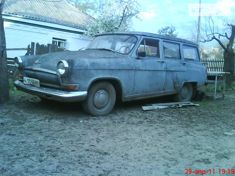 ГАЗ 22