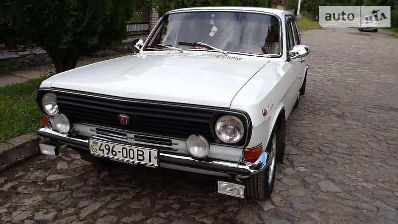 ГАЗ 2401 1977 года