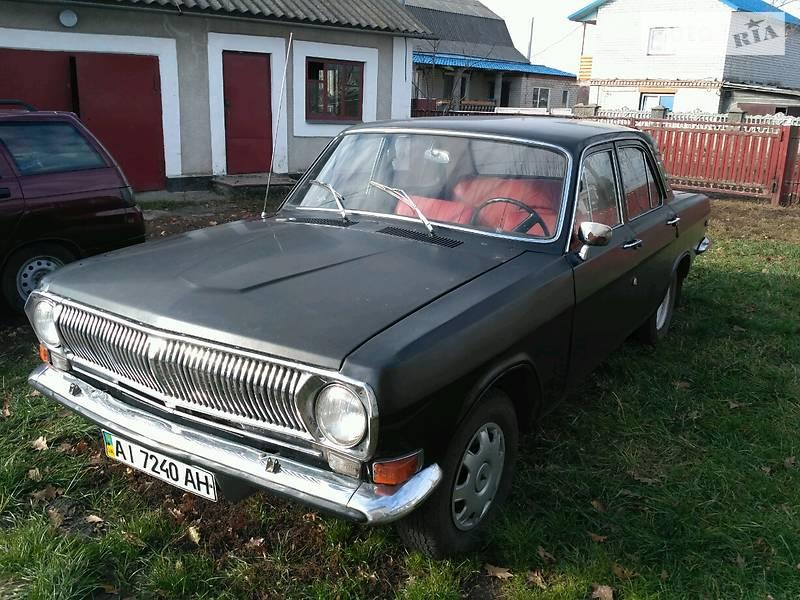ГАЗ 2401 1976 года