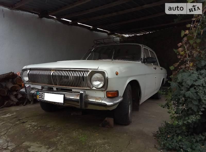 ГАЗ 2401 1985 года