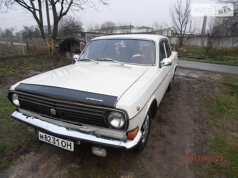 ГАЗ 2401 1981 года