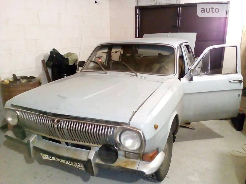 ГАЗ 2401 1983 года