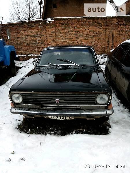 ГАЗ 2401 1982 года
