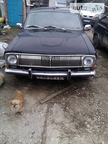 ГАЗ 2401 1980 года