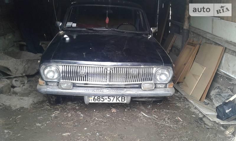 ГАЗ 2401 1975 года