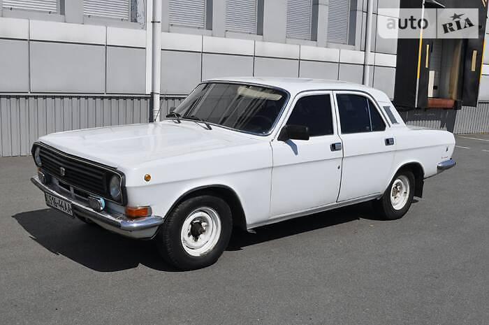 ГАЗ 2410 1986 року