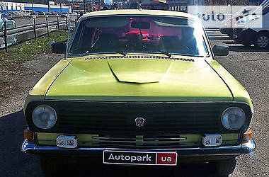 ГАЗ 2410 2.5 MT 1989