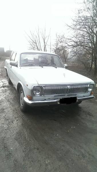 ГАЗ 2410 1986 года