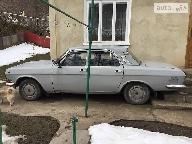 ГАЗ 2410 1988 года