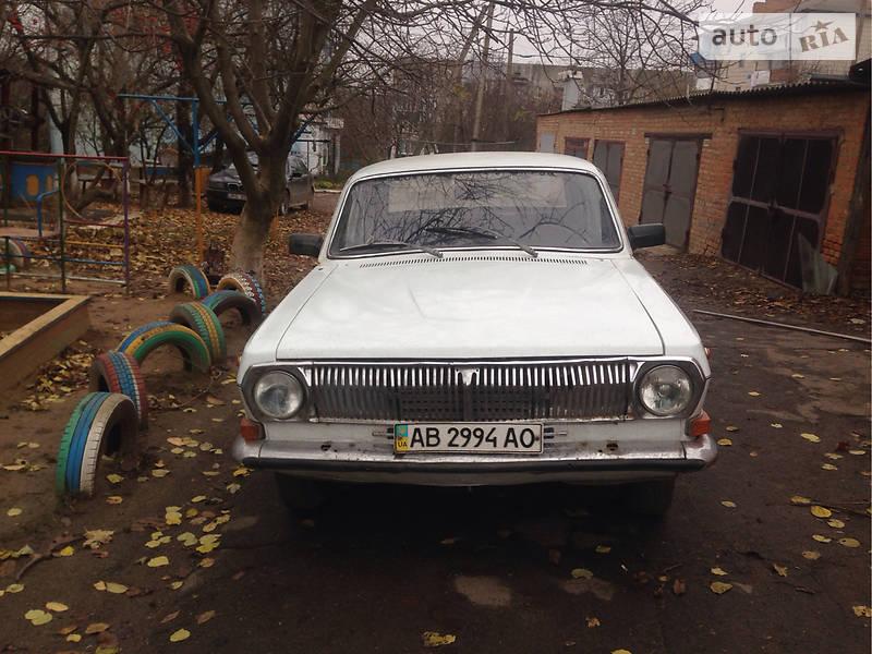 ГАЗ 2411 1986 года