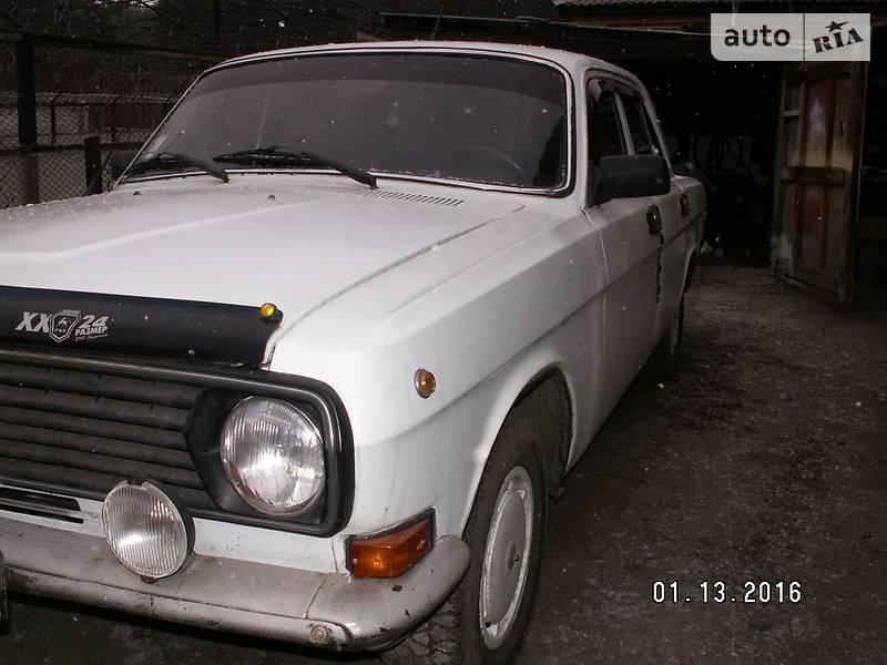 ГАЗ 2411 1992 года