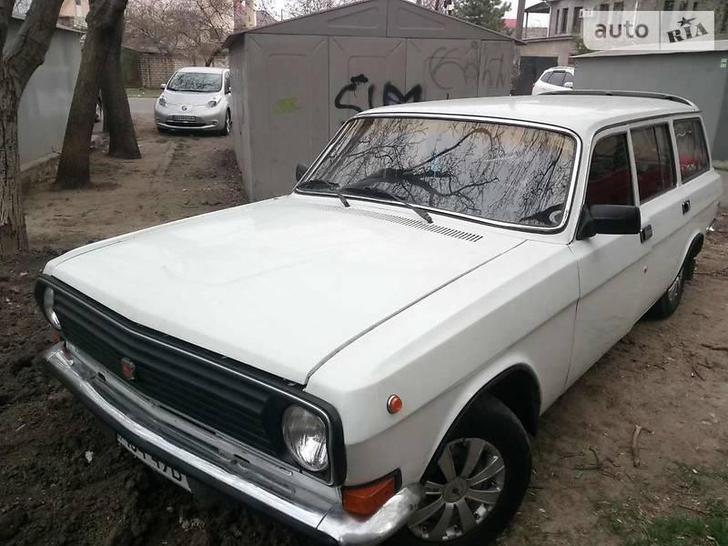 ГАЗ 2412 1988 года