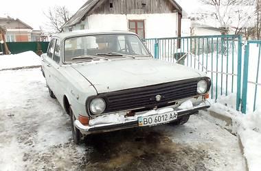 ГАЗ 24  1972