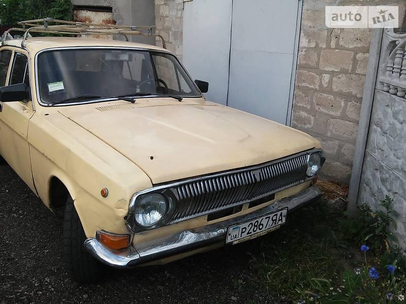 ГАЗ 24 1976 року