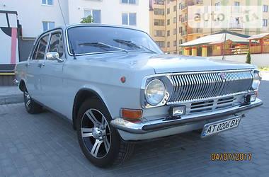 ГАЗ 24  1986