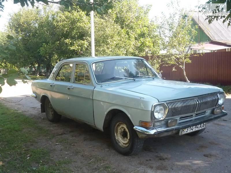 ГАЗ 24 1982 года