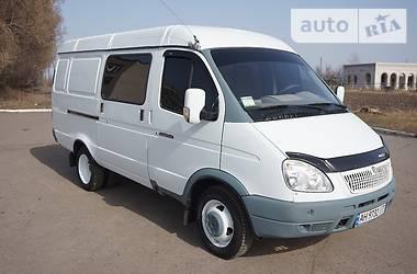 ГАЗ 2705 Газель 2.5i 16V 2007