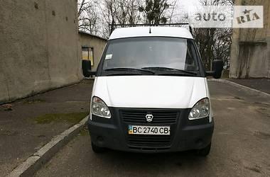 ГАЗ 2705 Газель 216 2009