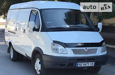 ГАЗ 2705 Газель  2008