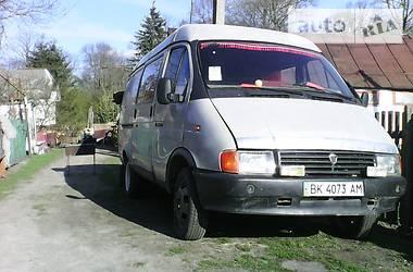 ГАЗ 2705 Газель  1997