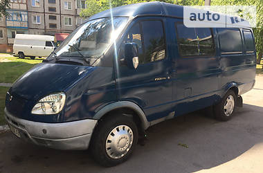 ГАЗ 2705 Газель 434 2008