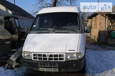 ГАЗ 2705 Газель  2001
