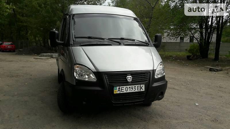 ГАЗ 2705 Газель 2012 года