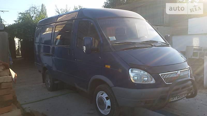 ГАЗ 2705 Газель 2008 года