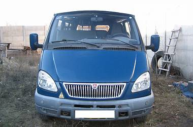 ГАЗ 2705 Газель ЗМЗ 406 2010