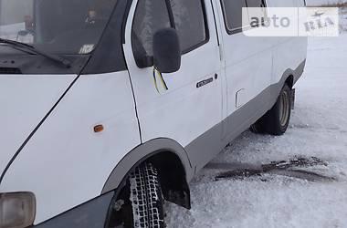 ГАЗ 2705 Газель вантажно-пасажир 2002
