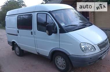 ГАЗ 2752 Соболь  2010