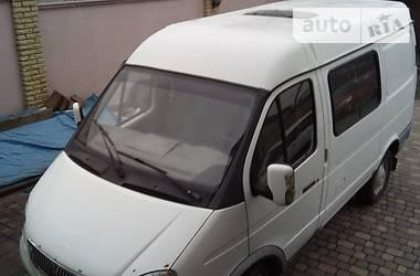 ГАЗ 2752 Соболь 414 2008