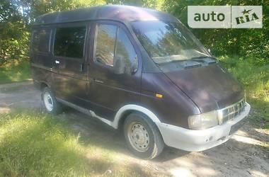 ГАЗ 2752 Соболь  2002