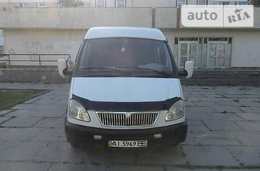 ГАЗ 2752 Соболь  6 2009