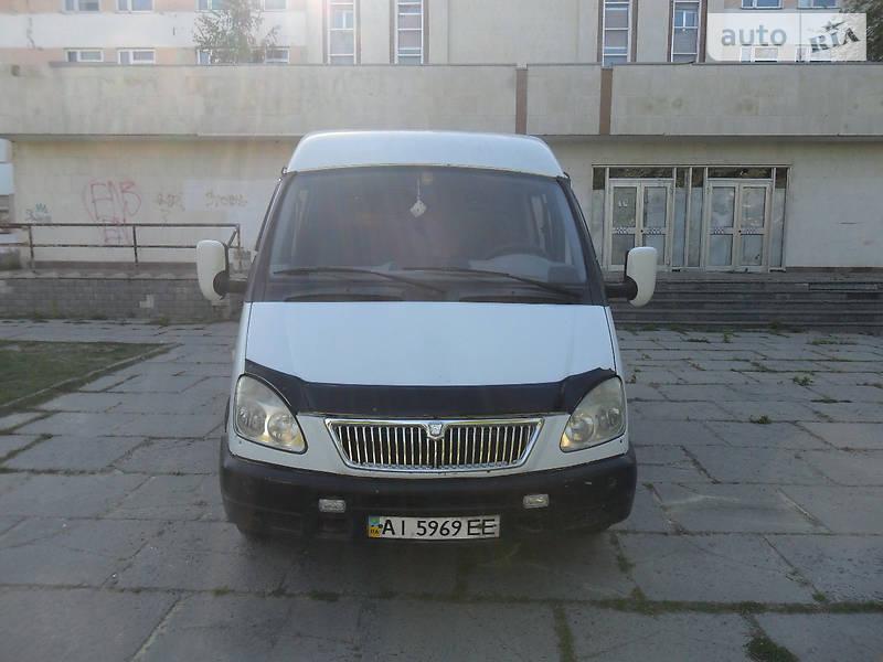 ГАЗ 2752 Соболь 2009 года
