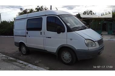 ГАЗ 2752 Соболь  2003