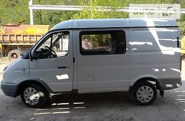 ГАЗ 2752 Соболь 2.3 2004