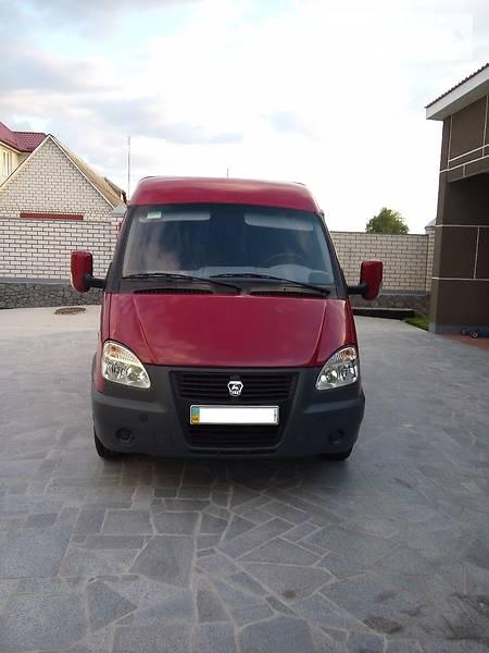 ГАЗ 2752 Соболь 2006 года