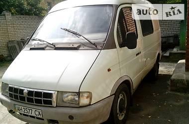 ГАЗ 2752 Соболь  2000