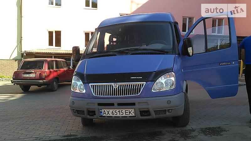 ГАЗ 2752 Соболь 2004 року