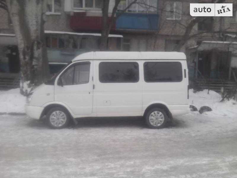 ГАЗ 2752 Соболь 2003 года