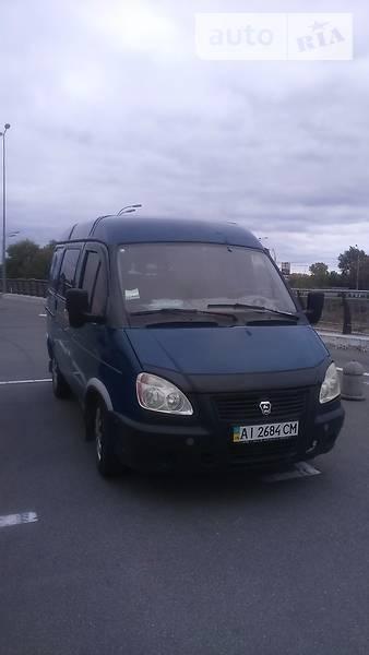 ГАЗ 2752 Соболь 2008 года