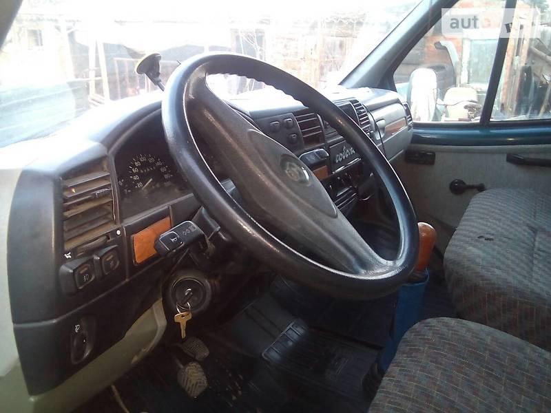 ГАЗ 2752 Соболь 2003 року