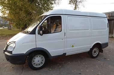ГАЗ 2752 Соболь Газ/Бензин 2010