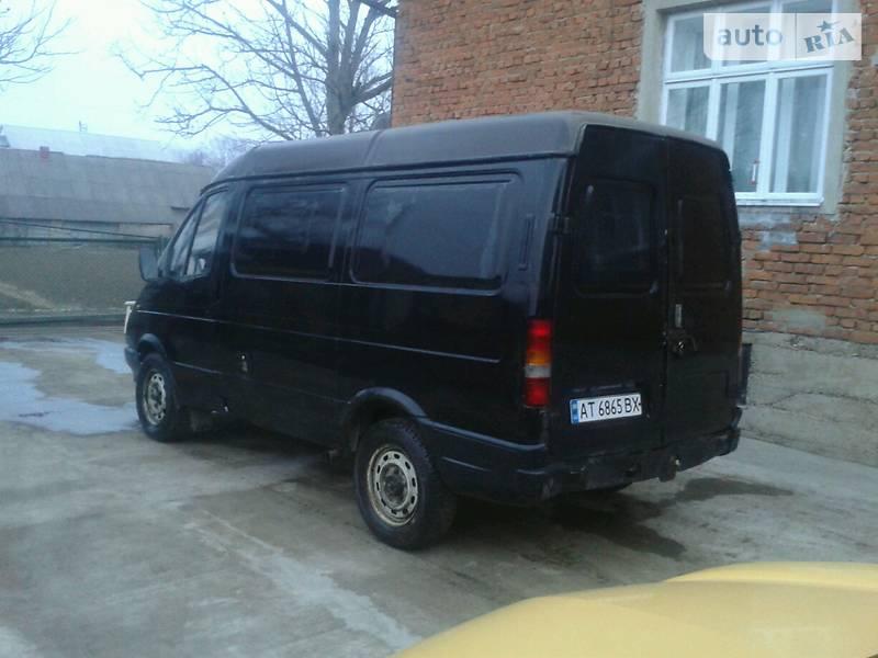 ГАЗ 2752 Соболь 1999 года