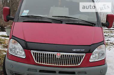 ГАЗ 2752 Соболь  2009