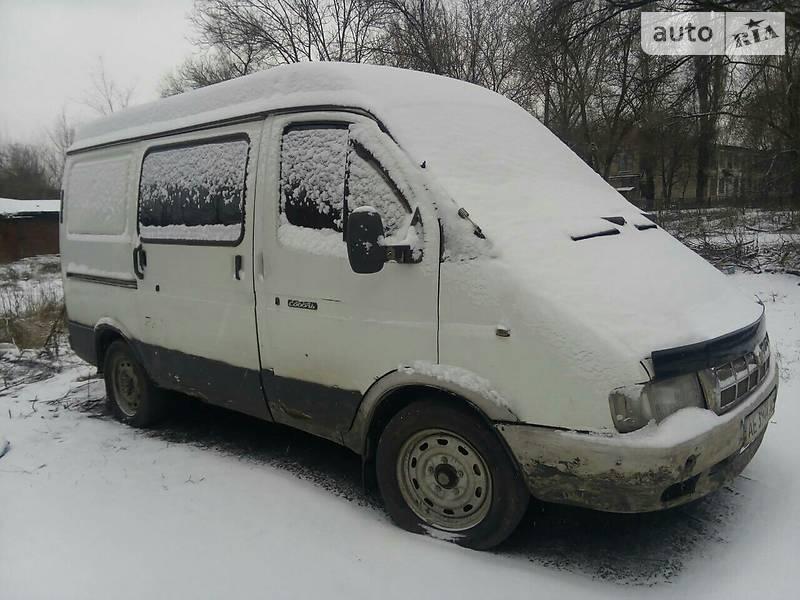 ГАЗ 2753 Соболь 2000 года